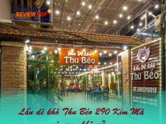 Review Lẩu dê khô Thu Béo 290 Kim Mã – HN có ngon không?
