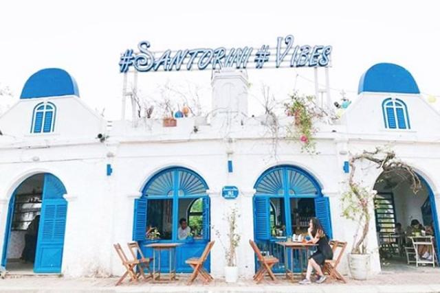 Santorini Vibes