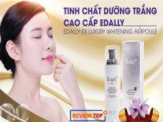 Edally Ex Luxury Whitening Ampoule dưỡng trắng cao cấp Hàn Quốc