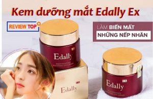 Kem dưỡng mắt Edally Ex đánh bay thâm quầng, nếp nhăn