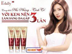 4 Tính năng vượt trội của kem nền BB Edally Ex Hàn Quốc
