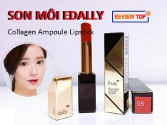 [Review] Son môi Collagen Edally Collagen Ampoule Lipstick