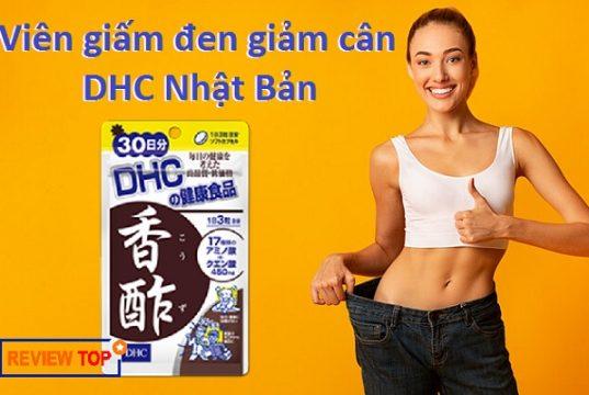 Viên giấm đen giảm cân DHC Nhật Bản đánh giá từ người dùng