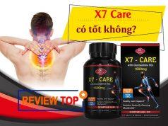 Thực hư thực phẩm chức năng X7 Care có tốt không