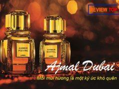 Nước hoa Ajmal Dubai – Mỗi mùi hương là một ký ức khó quên