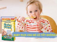 Vitamin tổng hợp Baby Plex Nature's Plus có tốt không?
