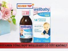 Vitamin tổng hợp Wellbaby Multi-Vitamin Liquid có tốt không?